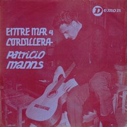 Entre mar y cordillera (Patricio Manns) [1966]
