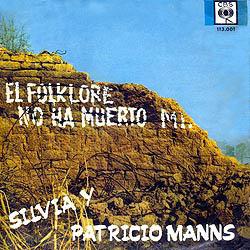 El folklore no ha muerto, mierda (Patricio Manns + Silvia Urbina)
