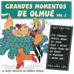 Grandes momentos de Olmué, vol II (Obra colectiva) [2001]