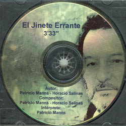 El jinete errante (Patricio Manns) [2001]