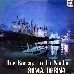 Los barcos en la noche (Silvia Urbina)