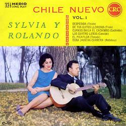 Chile nuevo vol. 1 (Rolando Alarcón – Silvia Urbina) [1964]