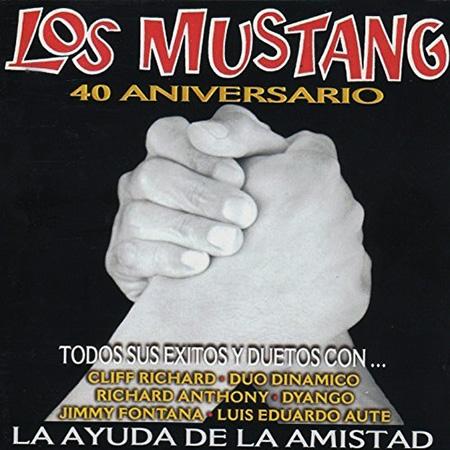 40 aniversario (Los Mustang)