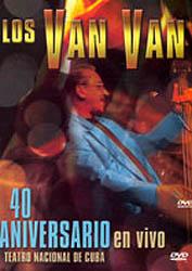 40 aniversario en vivo (Los Van Van)