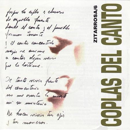 Coplas del canto (Alfredo Zitarrosa)