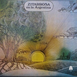 Zitarrosa en la Argentina (Alfredo Zitarrosa) [1973]