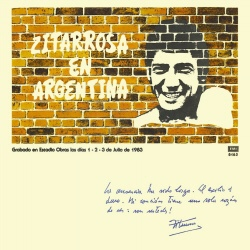 Zitarrosa en Argentina (Alfredo Zitarrosa)