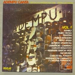 ADEMPU canta – vol. 1 (Obra colectiva) [1984]