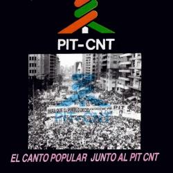 El Canto Popular junto al PIT-CNT (Obra colectiva) [1987]