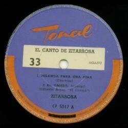 El canto de Zitarrosa (EP) (Alfredo Zitarrosa)