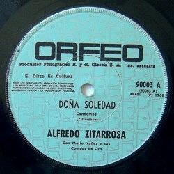 Simple Orfeo 90003 (Alfredo Zitarrosa) [1968]