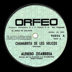 Simple Orfeo 90022 (Alfredo Zitarrosa) [1970]