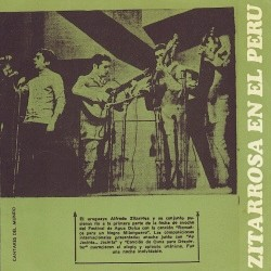 Zitarrosa en el Perú (Alfredo Zitarrosa) [1972]