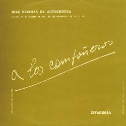 A los compañeros (Alfredo Zitarrosa) [1972]