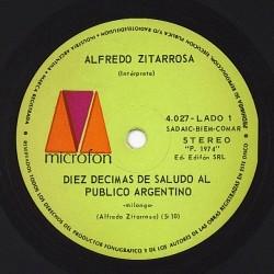 Simple Microfón 4.027 (Alfredo Zitarrosa)
