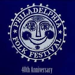 Philadelphia Folk Festival - 40th Anniversary (Obra colectiva) [2001]