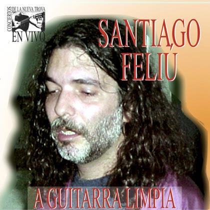 A guitarra limpia (Santiago Feliú) [1998]