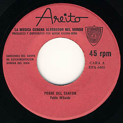 Pobre del cantor / Campesina (GESI) [1973]