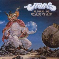 Alturas de Macchu Picchu (Los Jaivas) [1981]