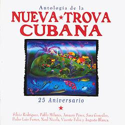 Antología de la Nueva Trova Cubana (Obra colectiva) [1998]