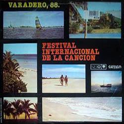 Varadero, 88. Festival Internacional de la Canción (Obra colectiva) [1988]