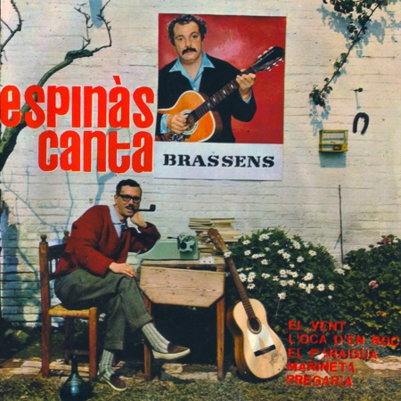Espinàs canta Brassens (Josep Maria Espinàs) [1962]