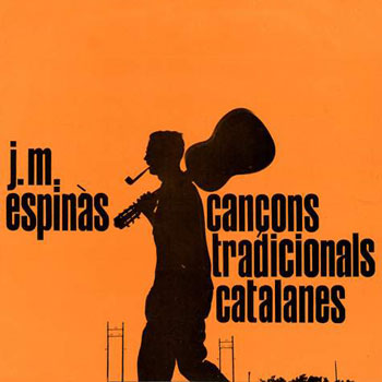 Cançons tradicionals catalanes (Josep Maria Espinàs) [1962]