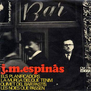 Els planificadors (Josep Maria Espinàs) [1965]