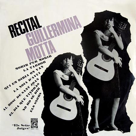 Recital Guillermina Motta (Guillermina Motta) [1965]