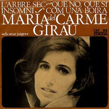 Canta les seves cançons II (Maria del Carme Girau) [1965]