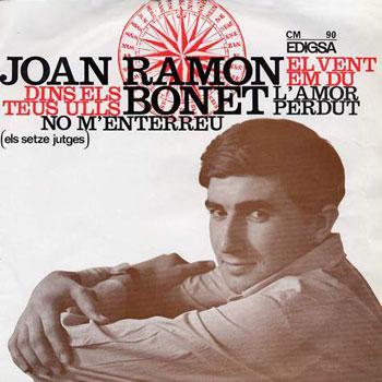 El vent em du (Joan Ramon Bonet) [1965]