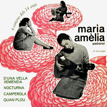 4 cançons dels 14 anys (Maria Amèlia Pedrerol) [1965]