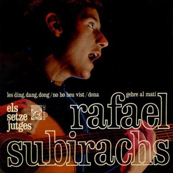 Canta les seves cançons (Rafael Subirachs) [1965]