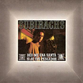 Deu-me una santa (Rafael Subirachs) [1968]