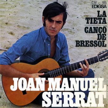 La tieta (Joan Manuel Serrat) [1967]