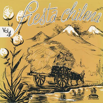 Fiesta chilena, vol. 4 (Obra colectiva)