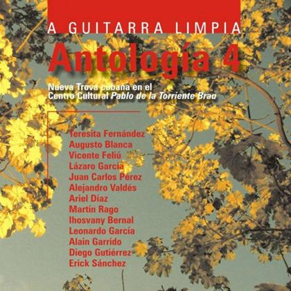 A guitarra limpia. Antología 4 (Obra colectiva) [2005]