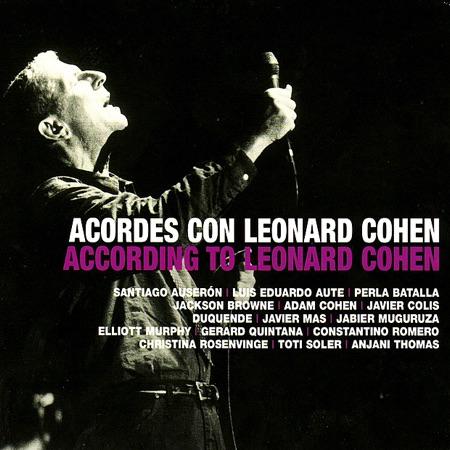 Acordes con Leonard Cohen (Obra colectiva)