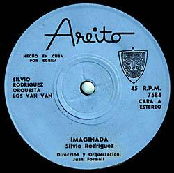 Imaginada / Llegué por San Antonio de Los Baños (Silvio Rodríguez y Orquesta Los Van Van) [1983]