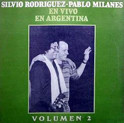 En vivo en Argentina, volumen 2 (Silvio Rodríguez - Pablo Milanés)