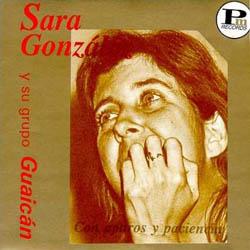 Con apuros y paciencia (Sara González)