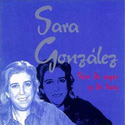 Son de ayer y de hoy (Sara González)