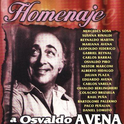 Homenaje a Osvaldo Avena (Obra colectiva)