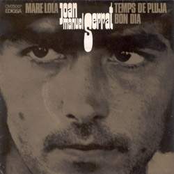Mare Lola (EP) (Joan Manuel Serrat) [1969]