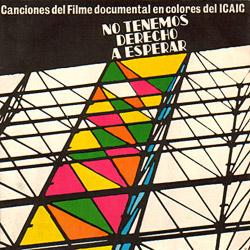 No tenemos derecho a esperar (EP) (GESI) [1972]