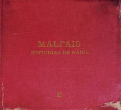 Dos. Historias de Nadie (Malpa�s)