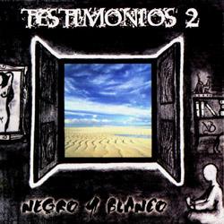Testimonios II (Negro y Blanco) [2001]