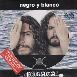 Pirata (Negro y Blanco)