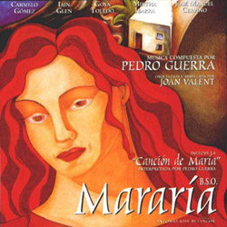 Mararía (BSO) (Pedro Guerra) [1998]