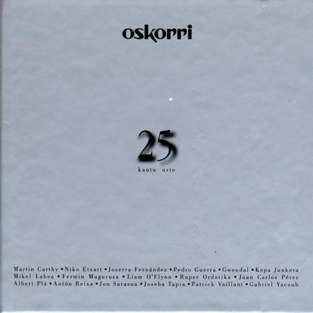 25 Kantu urte (Oskorri)